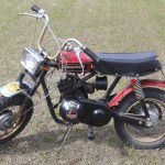 Lot 1972 Rupp Red Roadster 2 Mini Bike