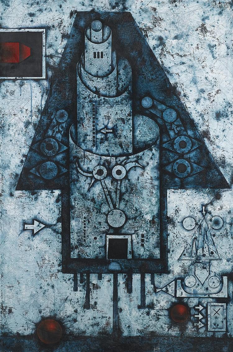 Mikul 225 S Medek Artwork For Sale At Online Auction Mikul 225 S