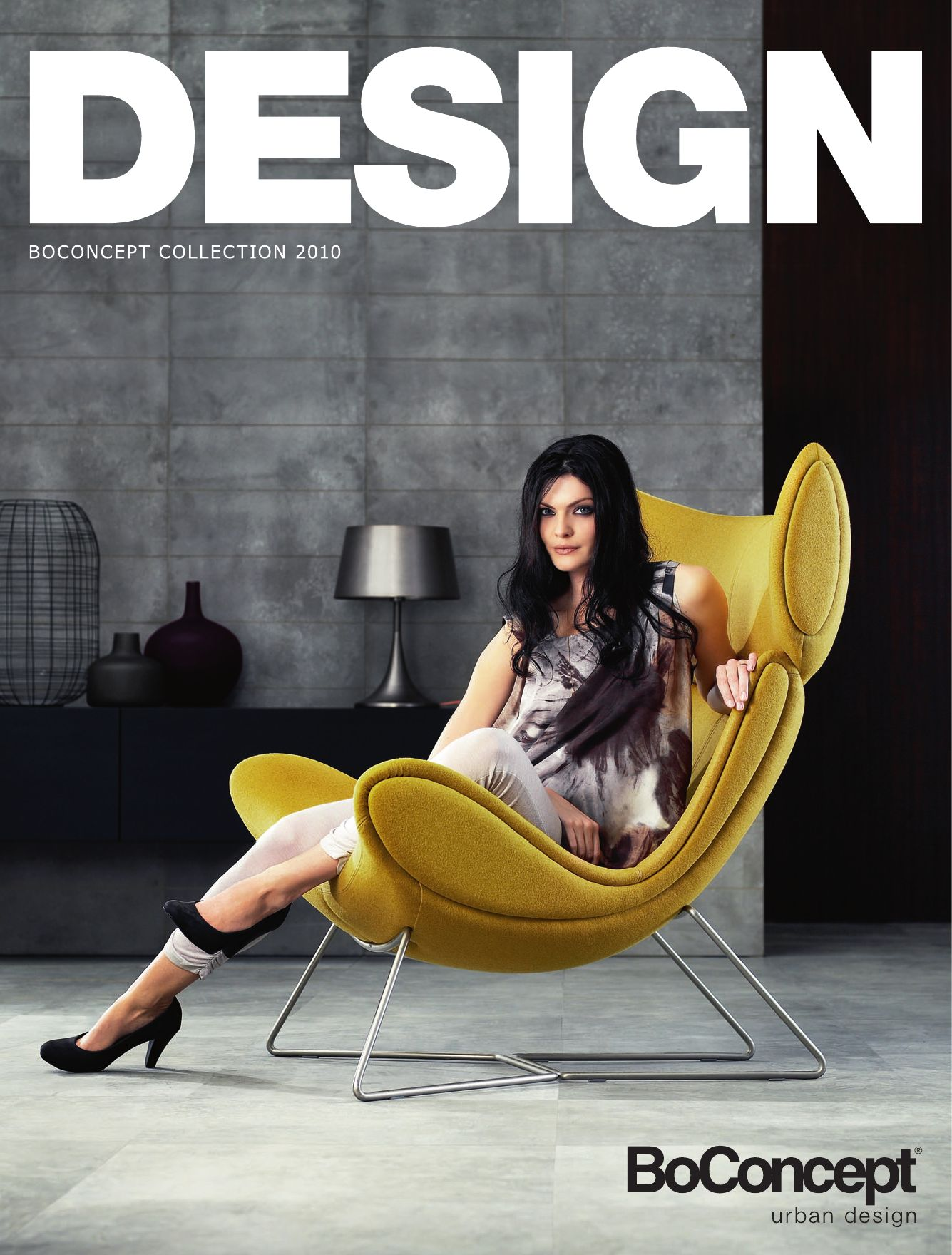ISSUU DESIGN Catalogue BoConcept 2010 By BoConcept