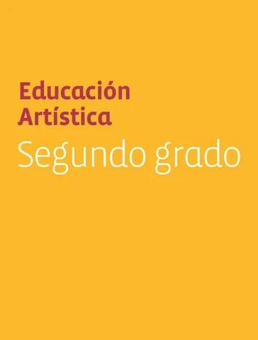 Educación Artística 2do. Grado