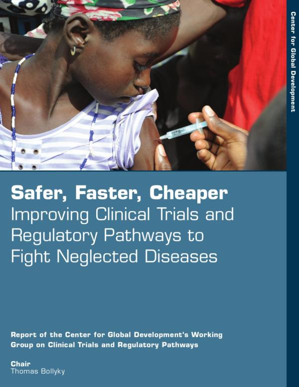 Safer, Faster, Cheaper: Improving Clinical Trials ...
