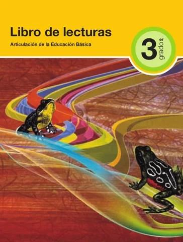 Español Lecturas 3er Grado