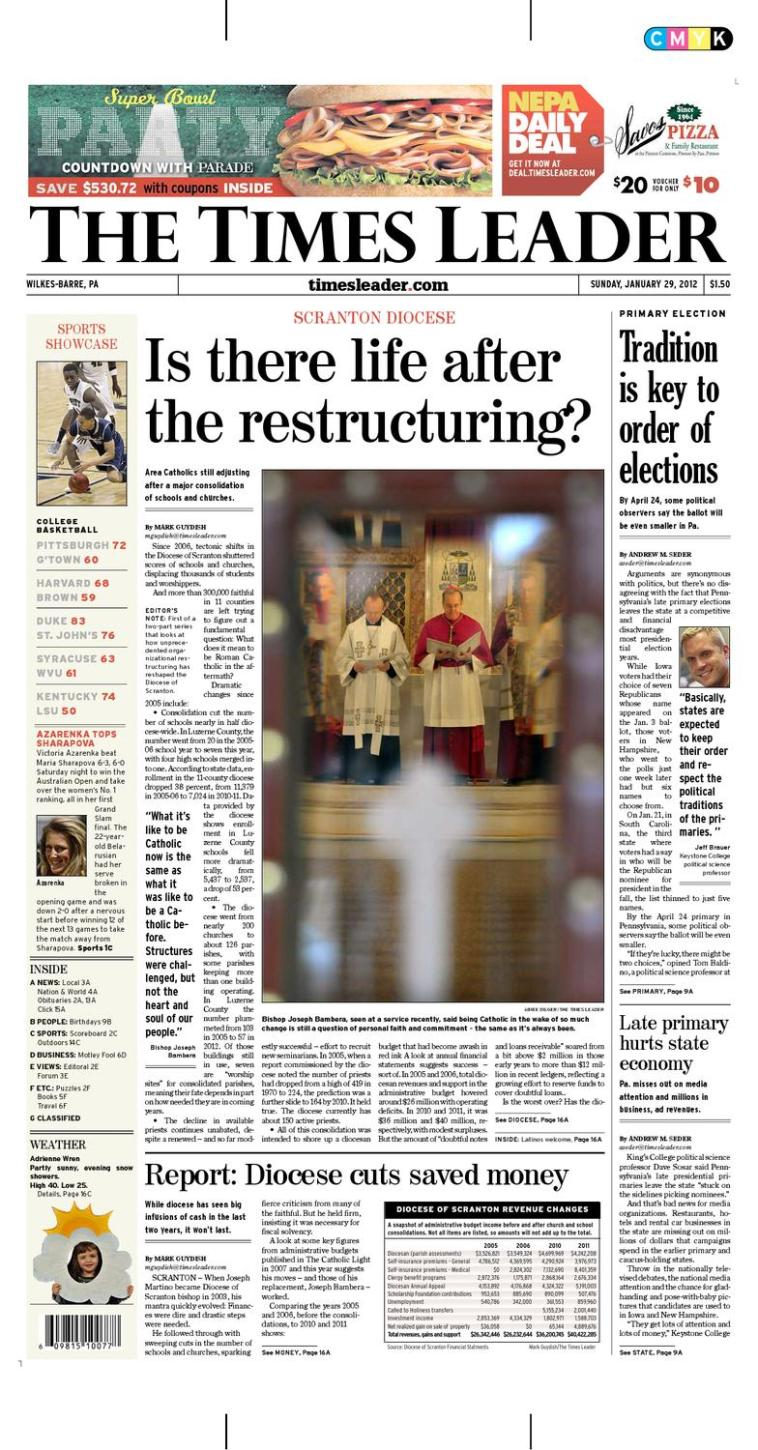 Times Leader 10 02 2017 By The Wilkes Barre Publishing Company Issuu