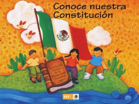 Conoce nuestra Constitución