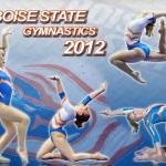 Boise State vs BYU 2012 Boise State Gymanstics Yearbook by Boise State ...