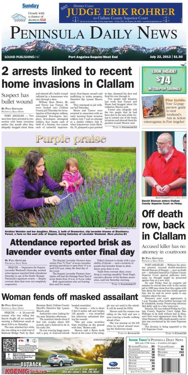 PDN20120722C by Peninsula Daily News & Sequim Gazette - issuu