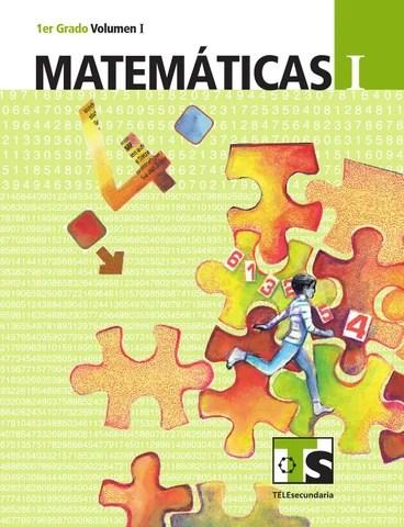 Matemáticas 1er. Grado Volumen I