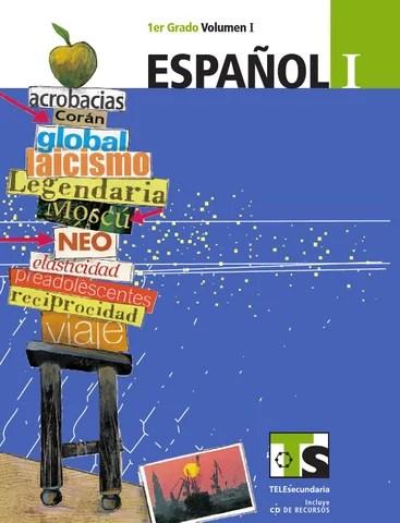 Español 1er. Grado Volumen I