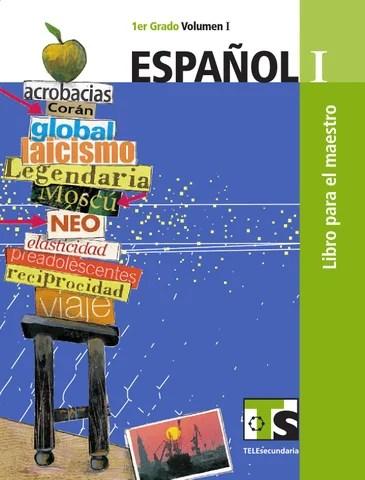 Maestro. Español 1er. Grado Volumen I