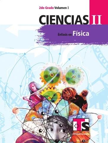 Ciencias 2o. Grado Volumen I