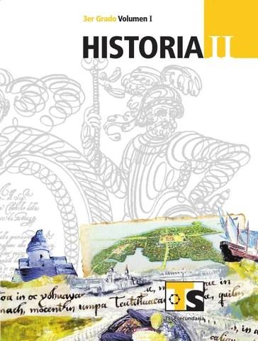Historia 3er. Grado Volumen I