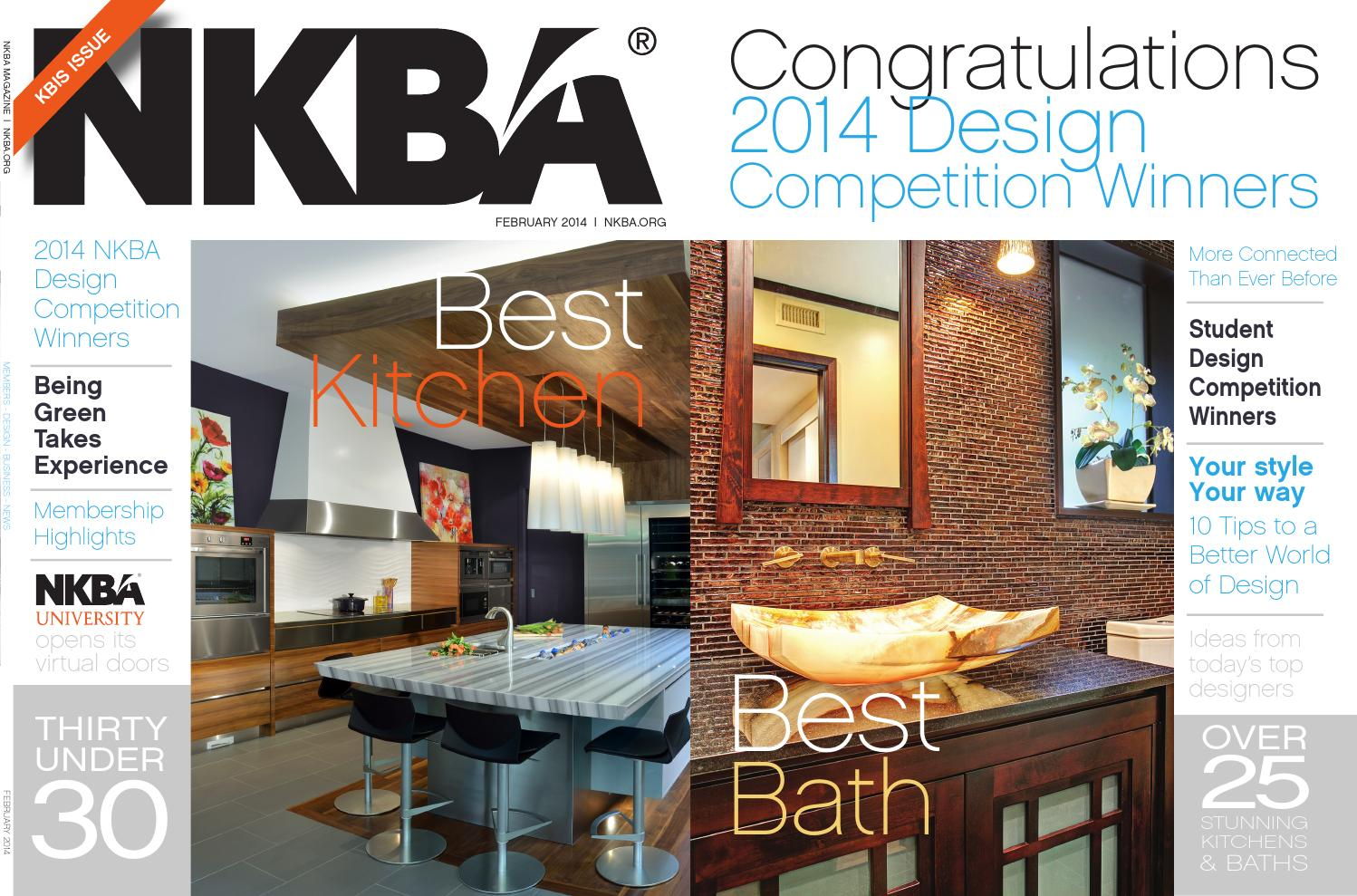 Nkba Magazine Kbis 2014 Issue By National Kitchen Amp Bath Association Nkba Issuu