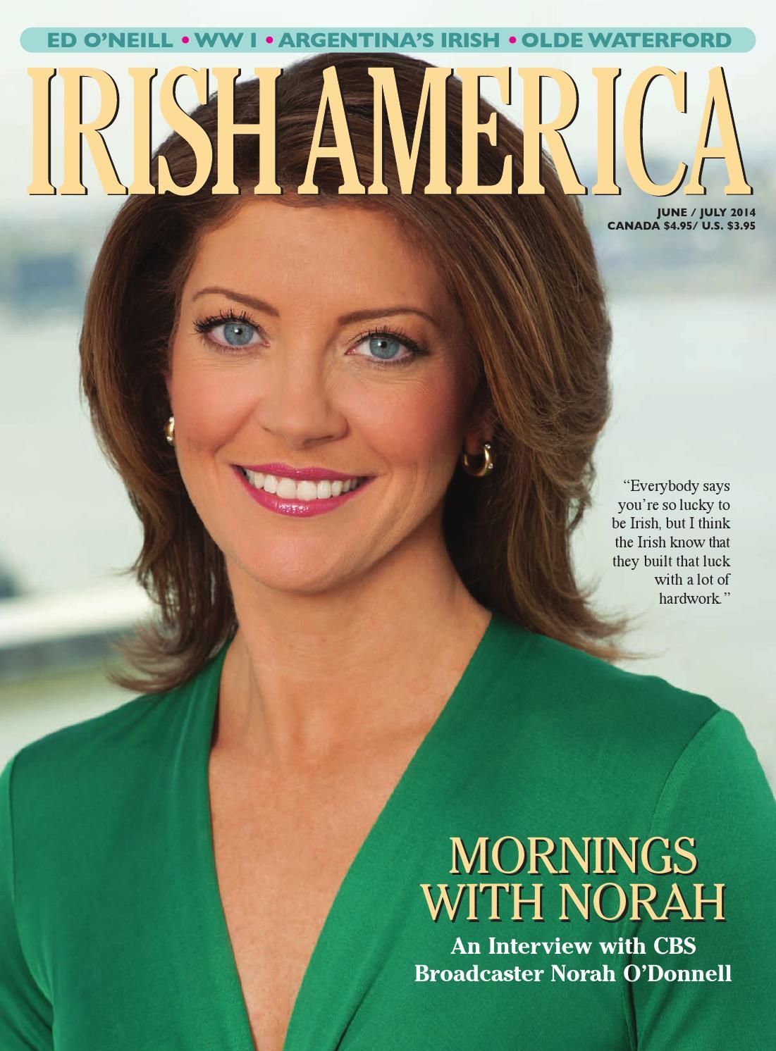 Irish America June July 2014 By Irish America Magazine