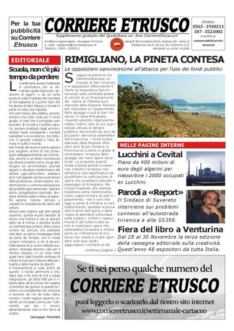 Corriere Etrusco n.82