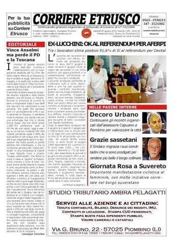 Corriere Etrusco n.105