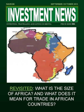 Investment News Magazine - SEP 2015