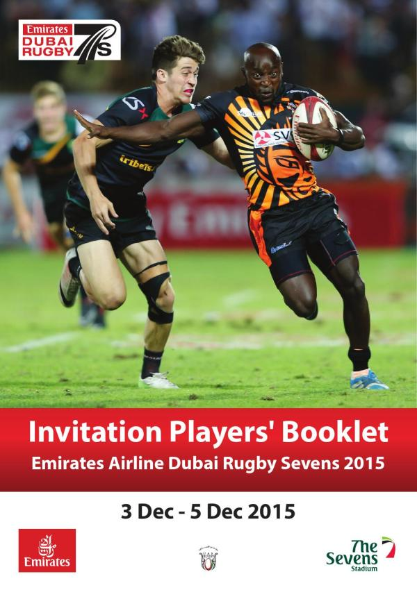 Emirates Airline Dubai Rugby Sevens Invitation Players ...