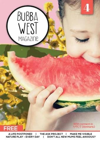 Bubba West Magazine Edition 4