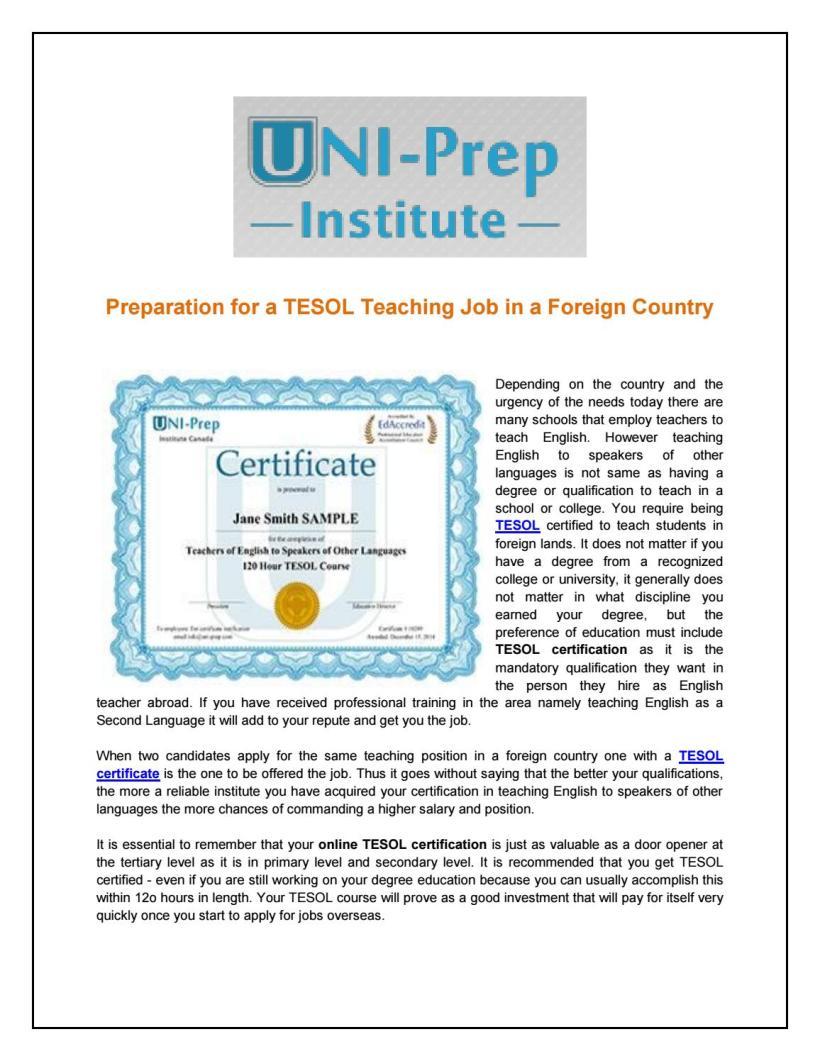 Summer Teaching Jobs For Certified Teachers Holliddays