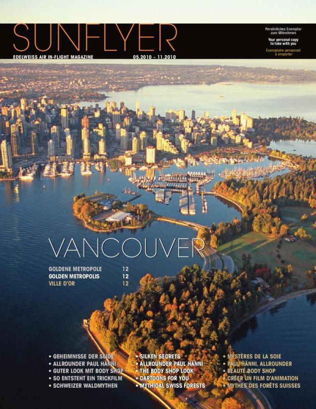 Edelweiss Air Sunflyer Boardmagazine Summer 19 by Edelweiss Air