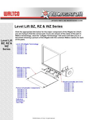 Anthony Lift Gate Wiring Diagram | Wiring Library