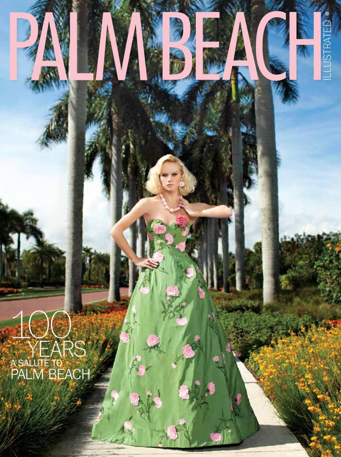palm beach illustrated april 2011 by