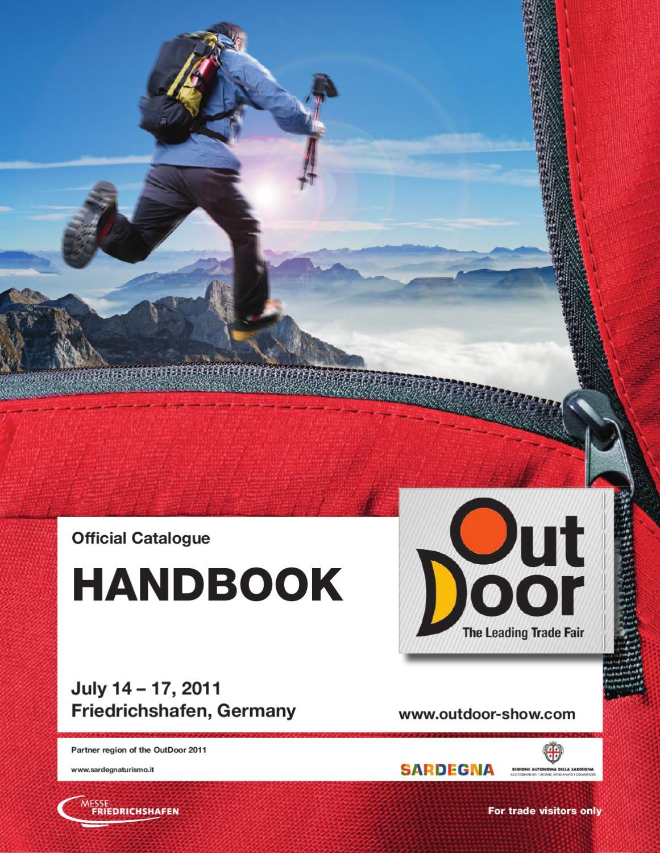 outdoor handbook 2011 by messe