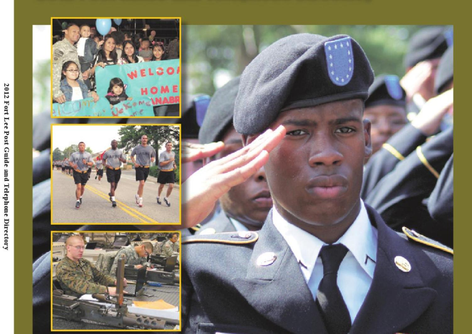 Fort Lee Directory By Military News Issuu