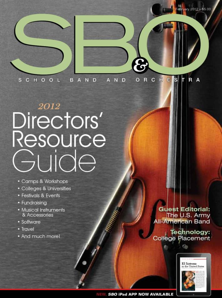 school band and orchestra by sbo school band & orchestra - issuu