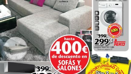 Catalogo Conforama Sofas Y Salones By Milyuncatalogos Com Issuu