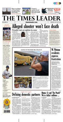 Times Leader 01 15 2017 By The Wilkes Barre Publishing Company Issuu