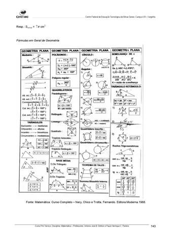 2975626-Apostila-Matematica-CEFET-PDF by Fonseca Dos ...