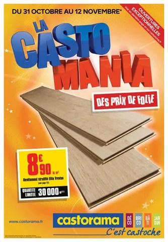 castorama catalogue 31 octobre 12