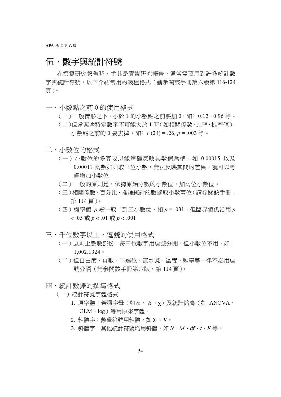 APA 格式第六版 by gegolee lee - Issuu