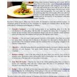Correct Structure Of Restaurant Marketing Plan For You By Denzil Erick Issuu