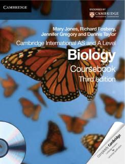 Image result for AS and A Level biology coursebook 3rd edition