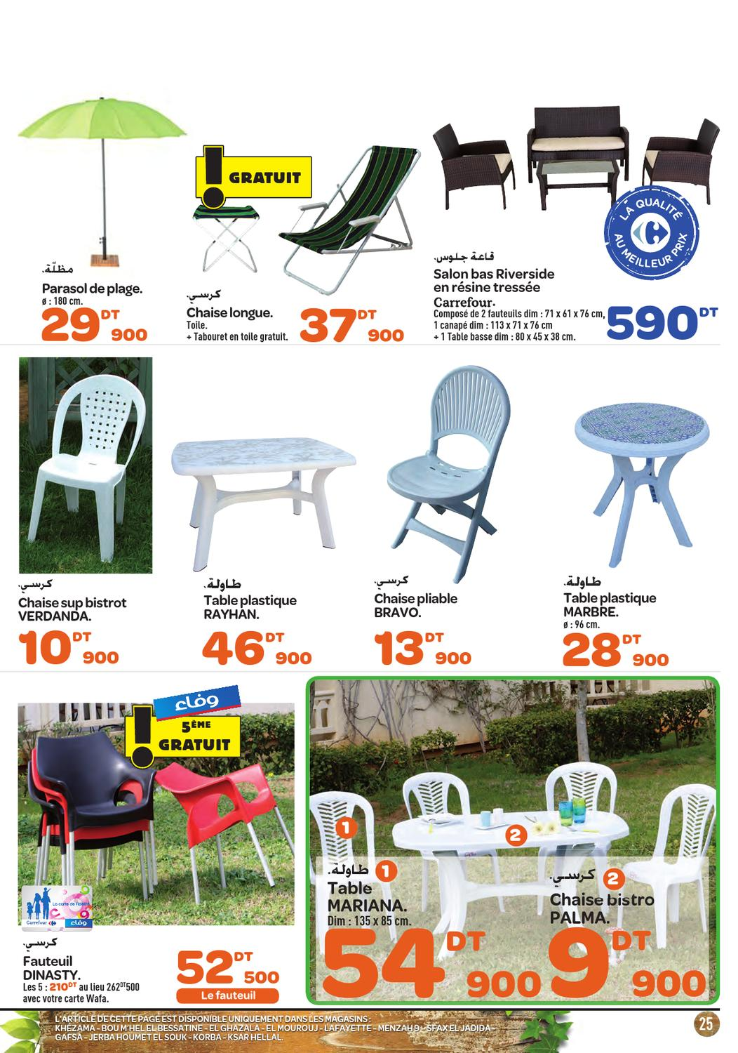 catalogue carrefour market promotions