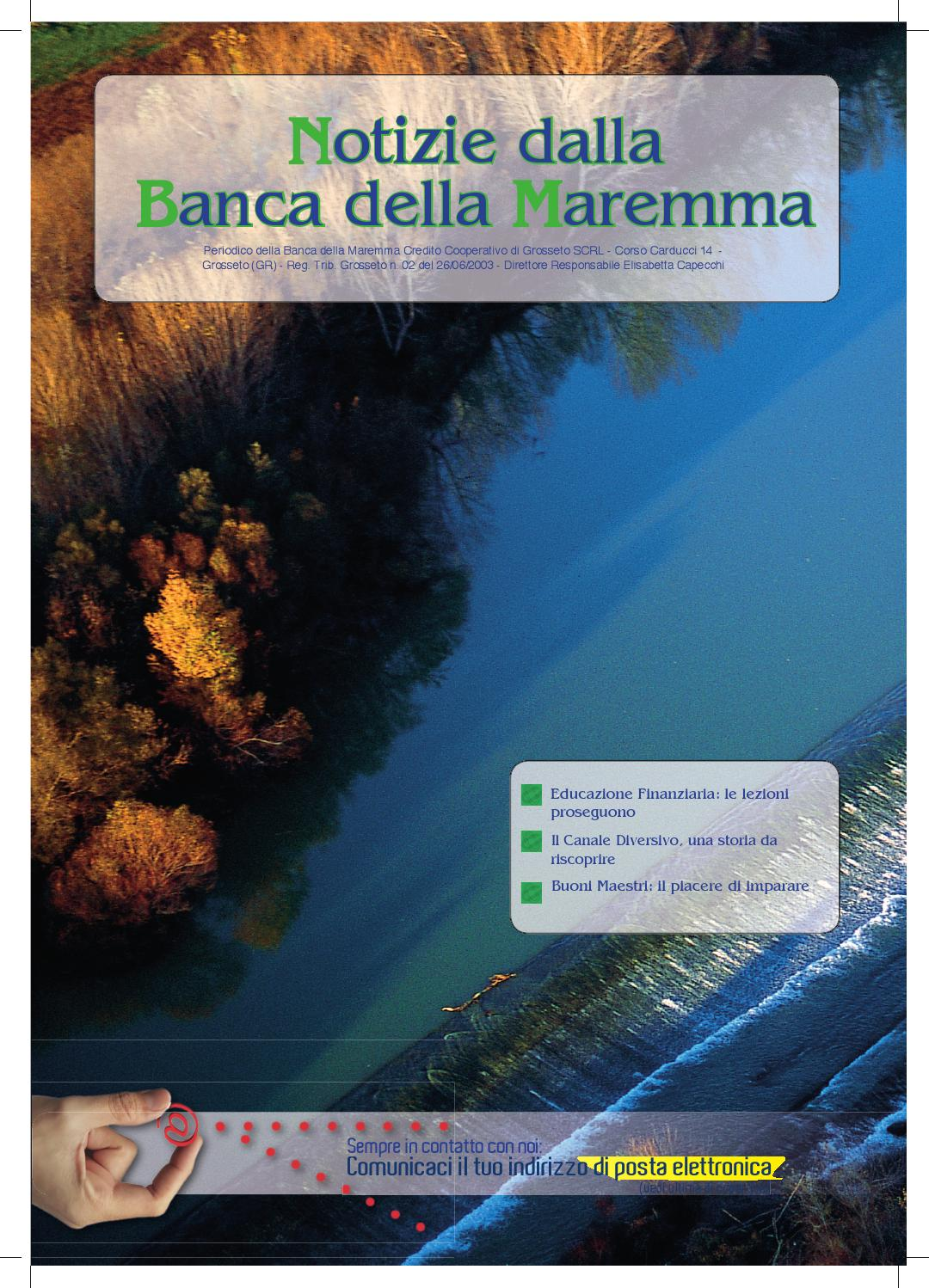 Bcc Notiziario 1 2013 By Banca Tema Issuu