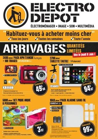 electrodepot catalogue 6 30 juin 2013