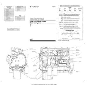 2200 PERKINS SERIES ELECTRICAL SCHEMATIC by Power Generation  Issuu