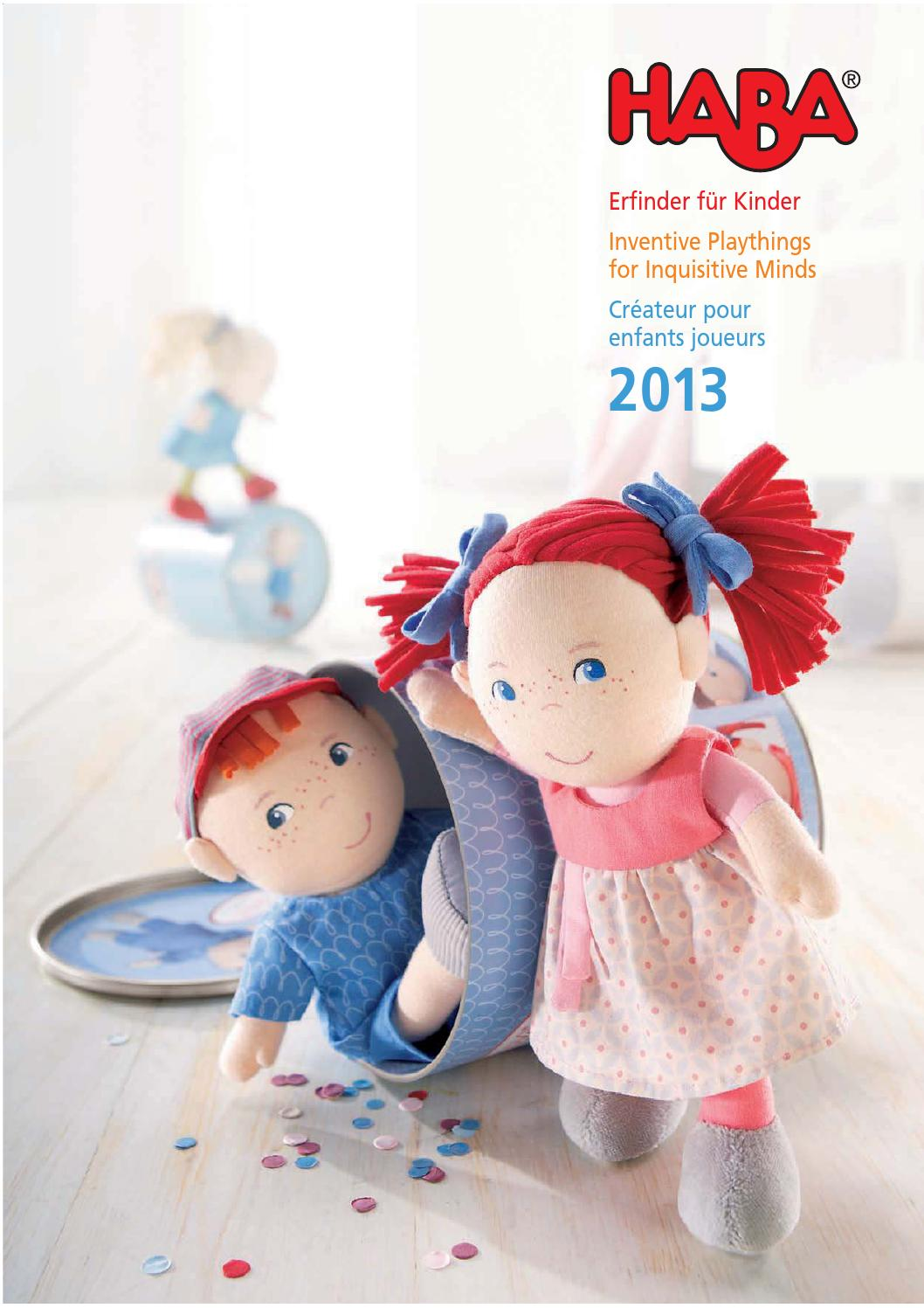 haba 2013 catalogue by rose and lily