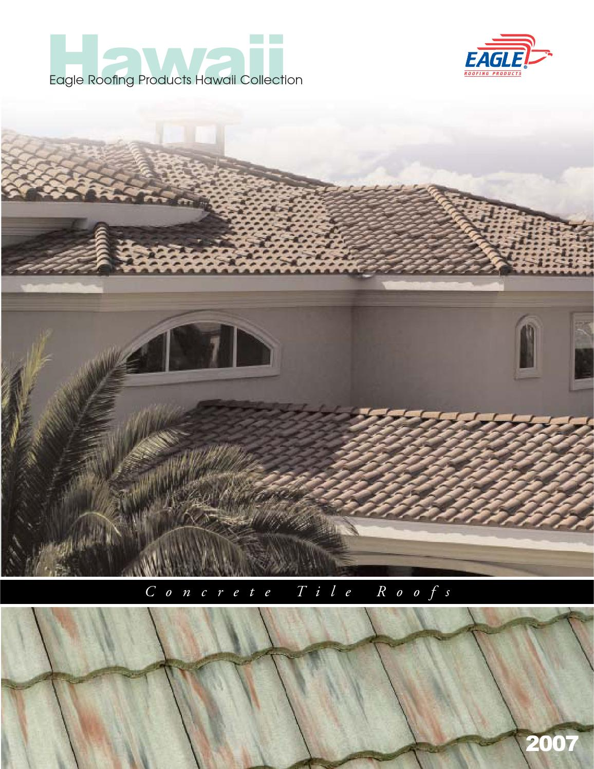 eagle roofing products hawaii