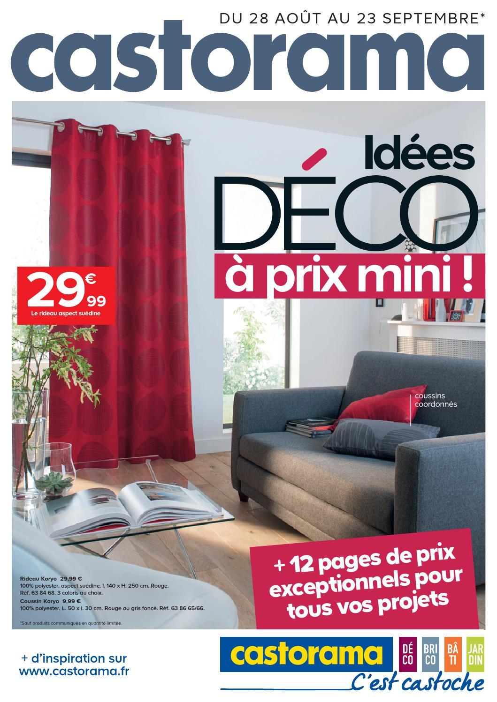catalogue castorama 28 08 23 09 2013