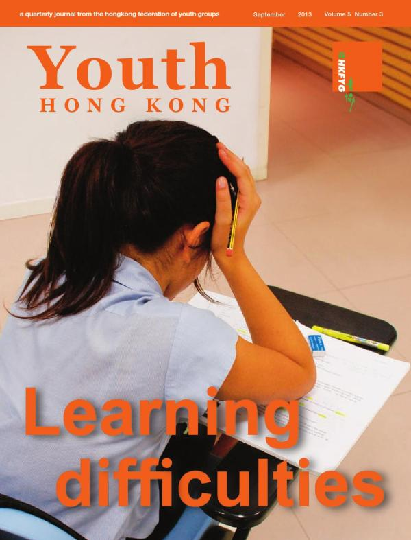 Youth Hong Kong by Education Post - Issuu