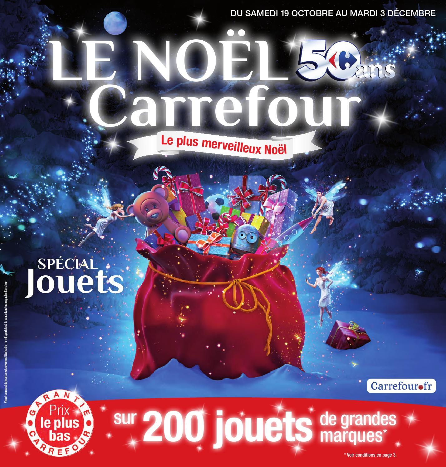 carrefour le noel carrefour au 03 12 by