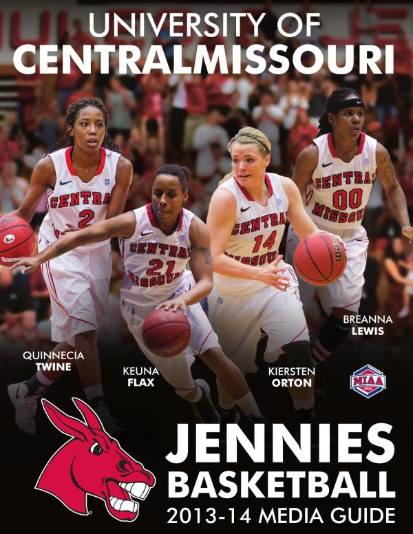 2013-14 Central Missouri Jennies Basketball Media Guide by ...
