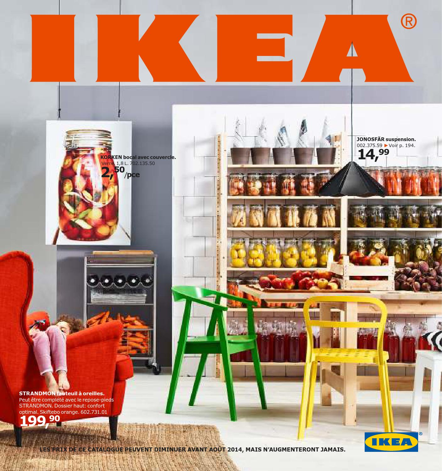 Catalogue Ikea Meubles 2014 Fr Complete By Adclick Bvba Issuu