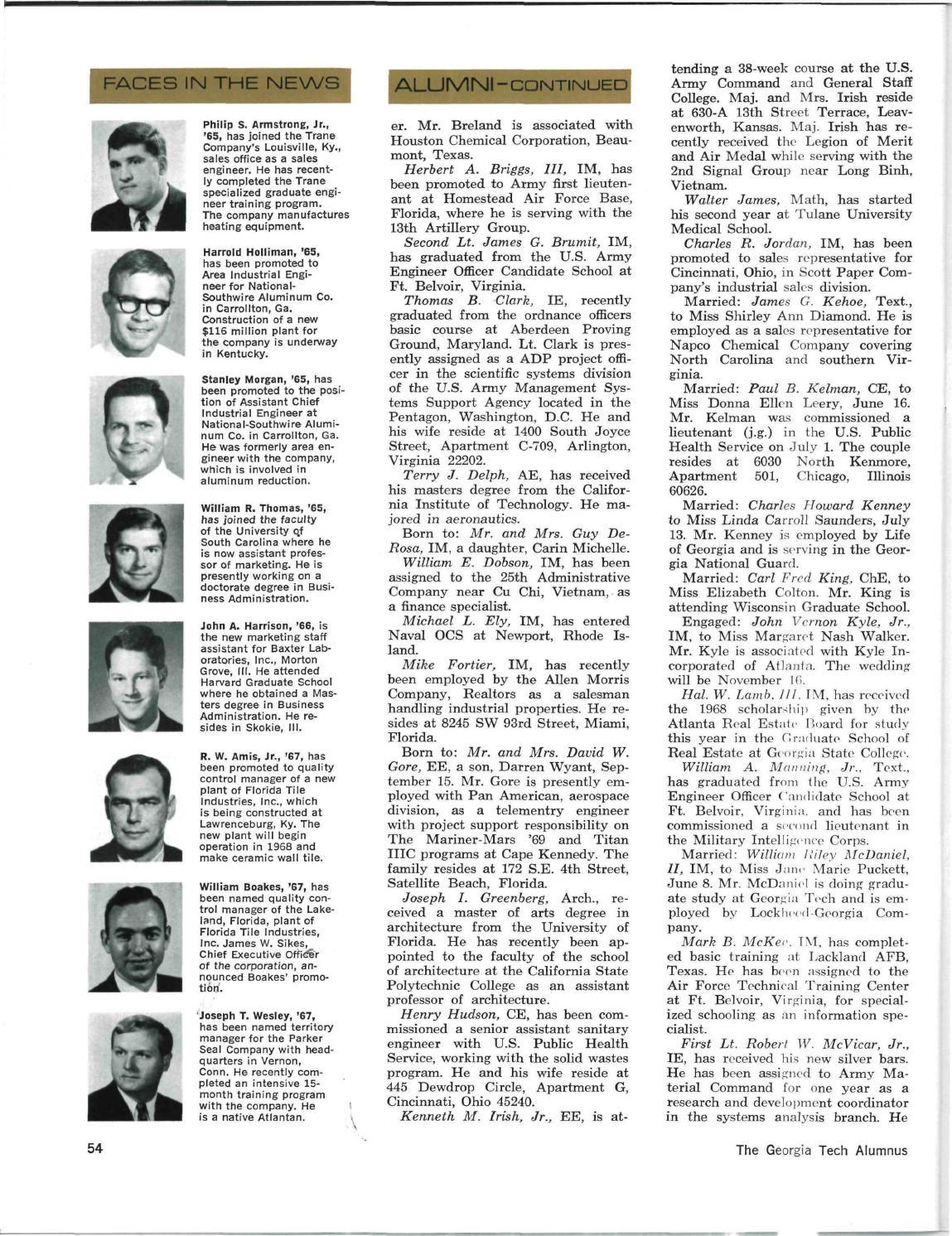 georgia tech alumni magazine vol 47