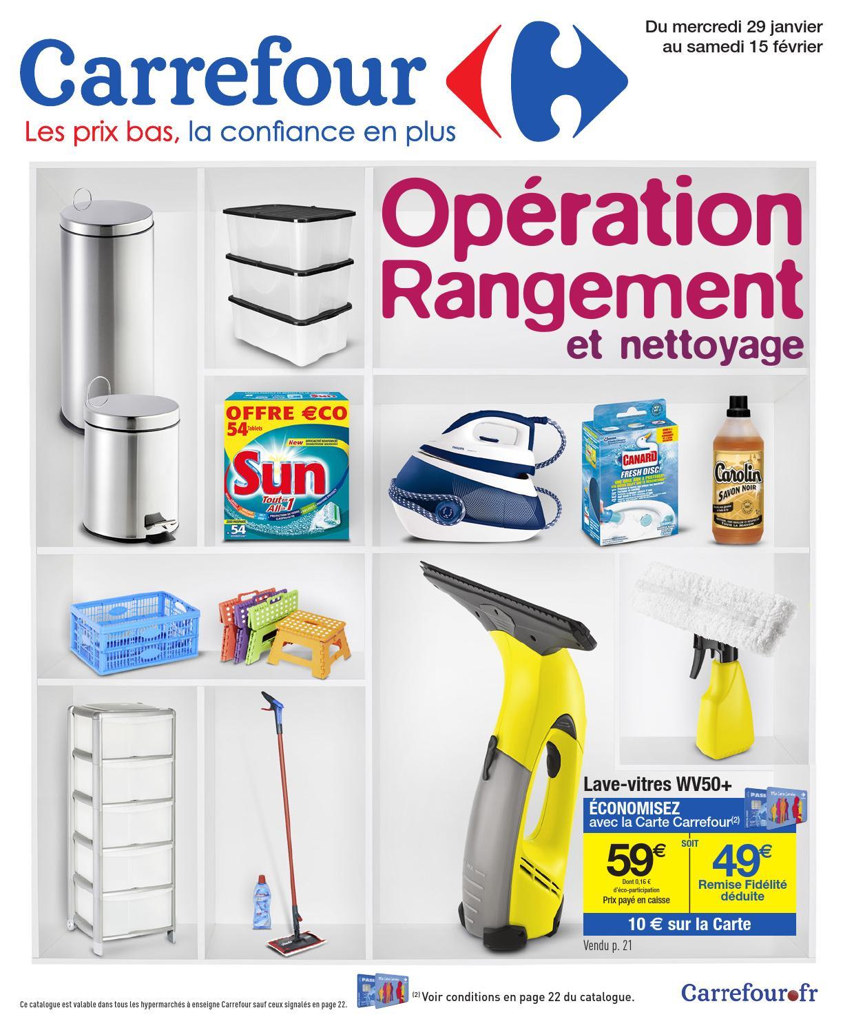 catalogue carrefour 29 01 15 02 2014