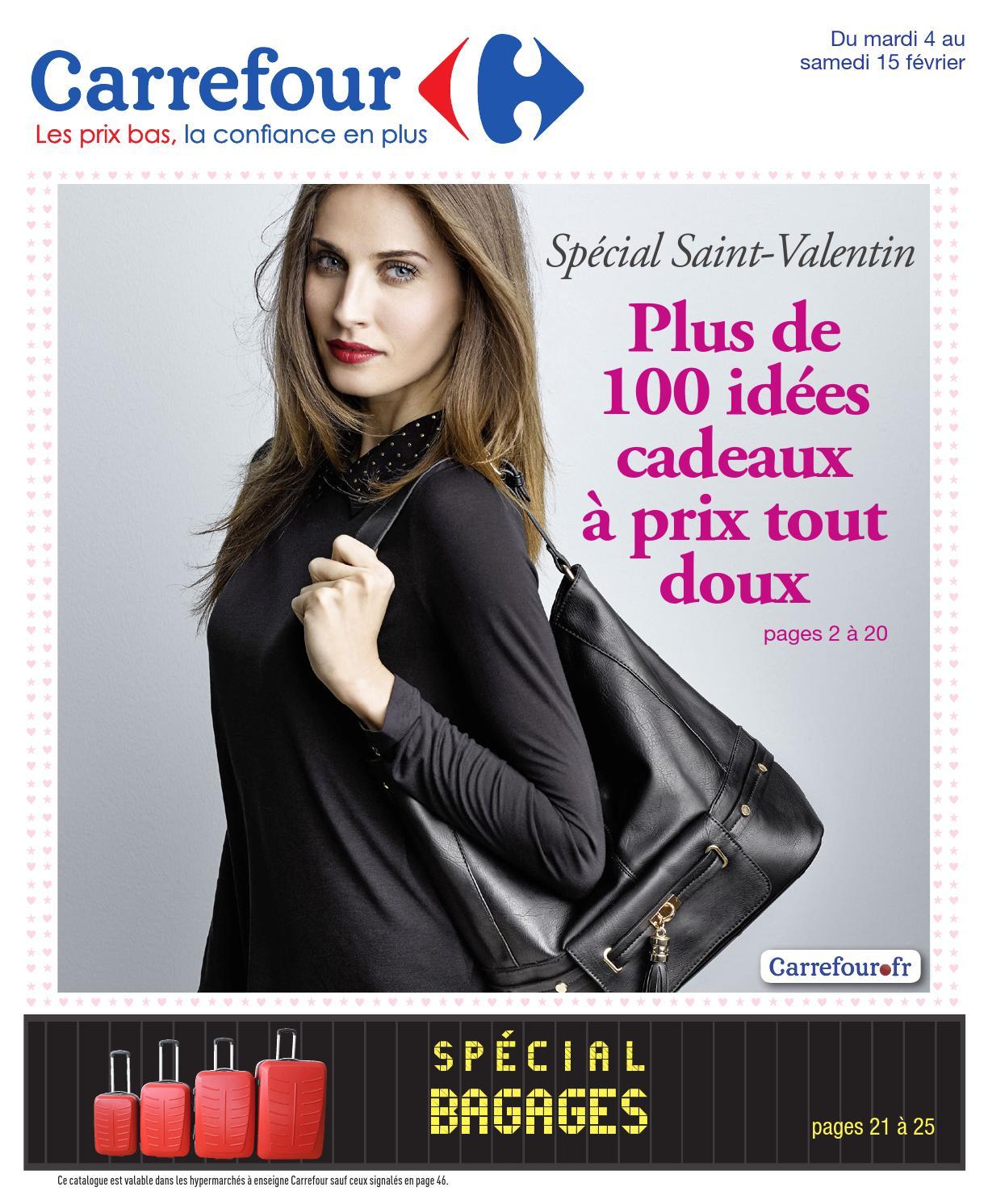 Catalogue Carrefour 4 15 02 2014 By Joe Monroe Issuu